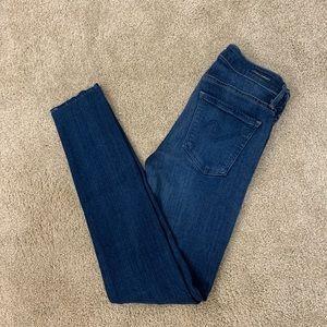 Citizens 'Avedon Slick Skinny Leg' Jeans sz 27